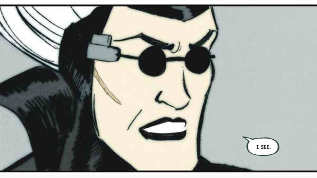 jimmy eat world 555 comic book graphic novel origins exclusive pages KLARRG