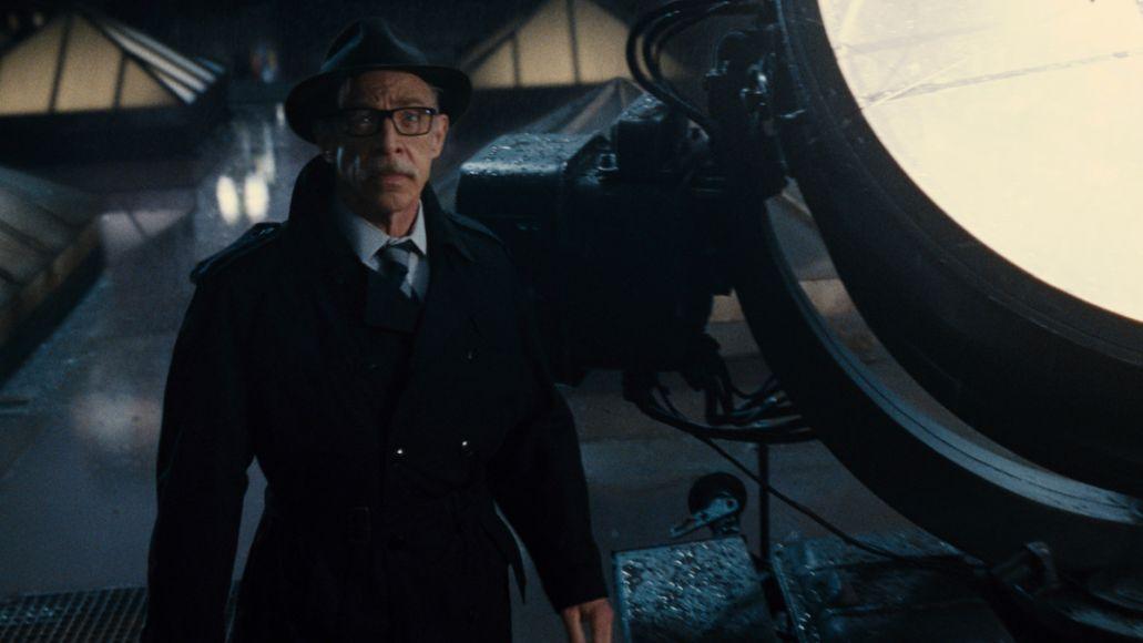 jk simmons commissioner jim james gordon batgirl movie dc extended universe