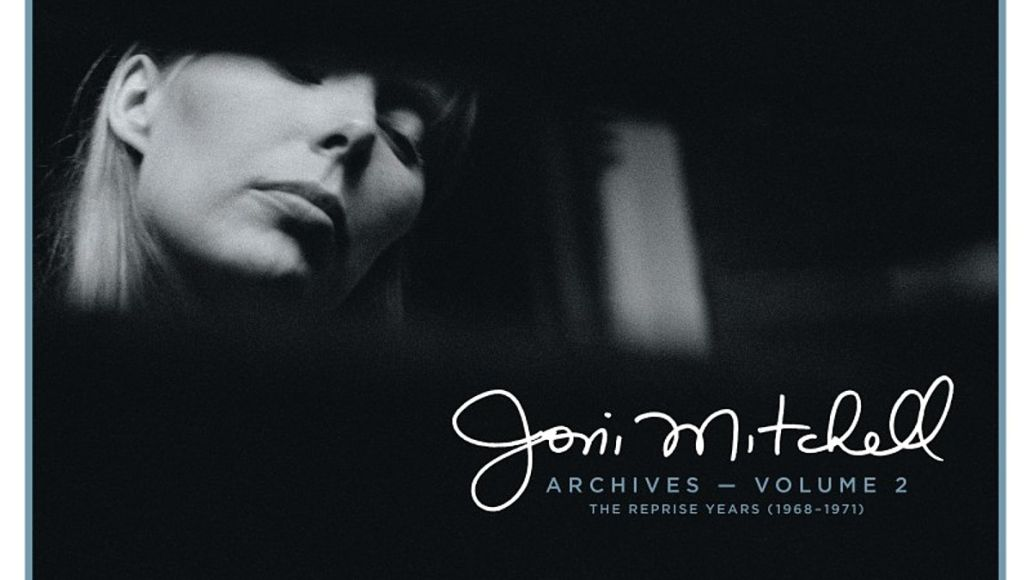 joni mitchell reprise years archives vol 2 the dawntreader album artwork
