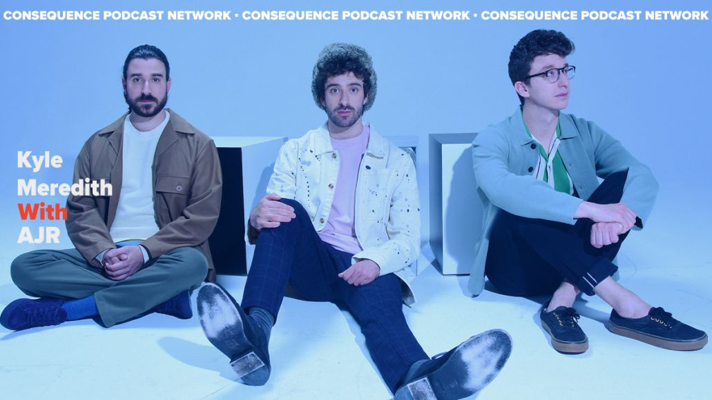 kyle meredith with ajr podcast interview