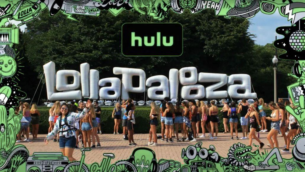 lollapalooza hulu livestream