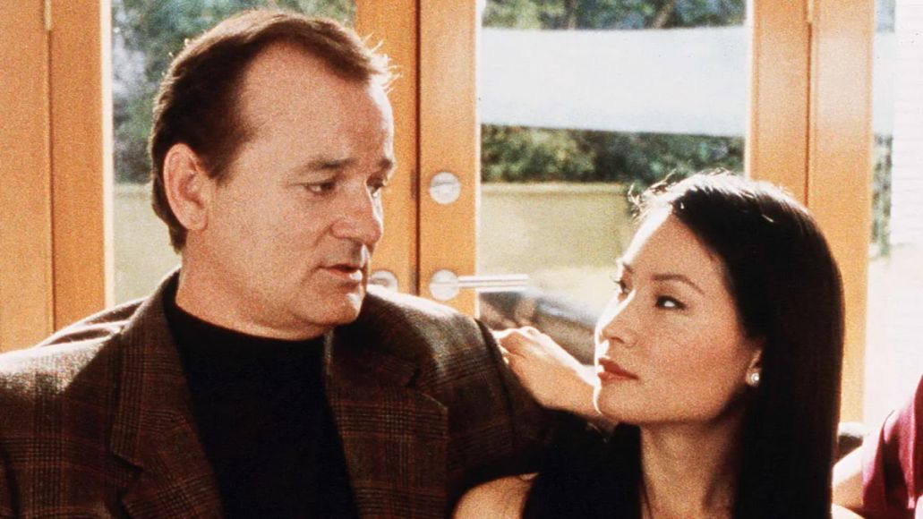 lucy liu bill murray charlie's angels argument interview