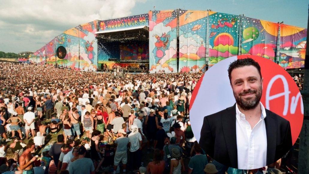 Woodstock 99 Director Interview