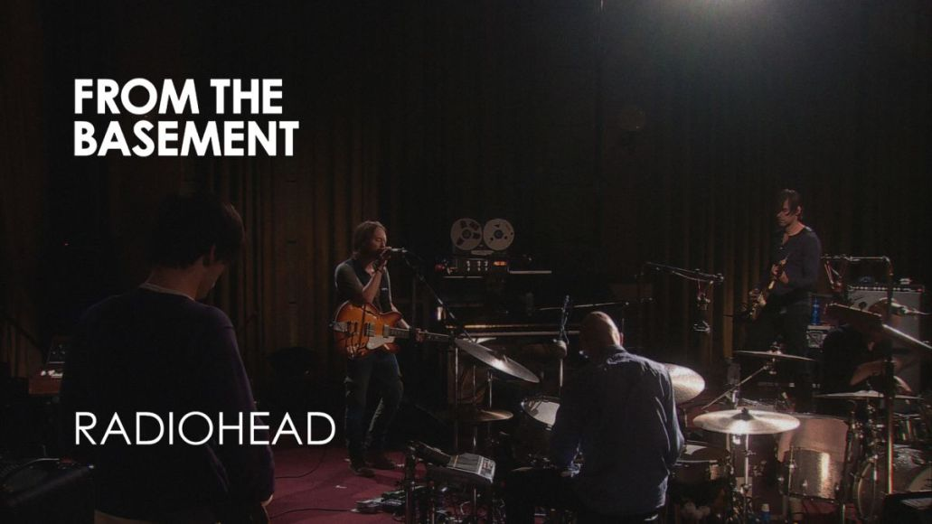 nigel godrich from the basement series interview exclusive