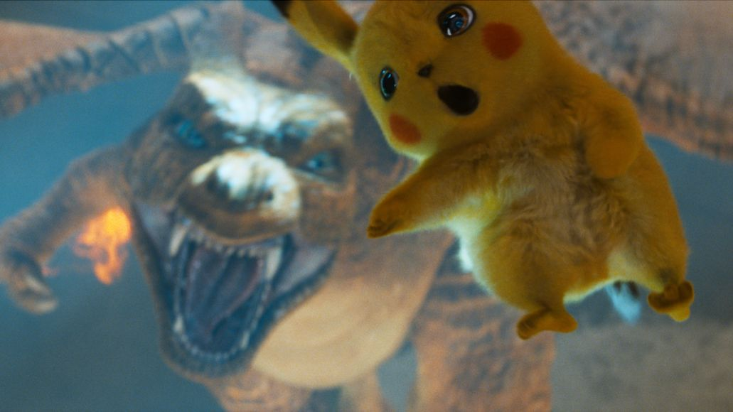 pokemon live action series netflix lucifer joe henderson