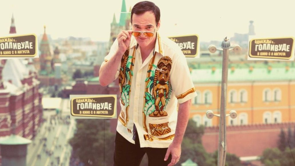 Quentin Tarantino streaming