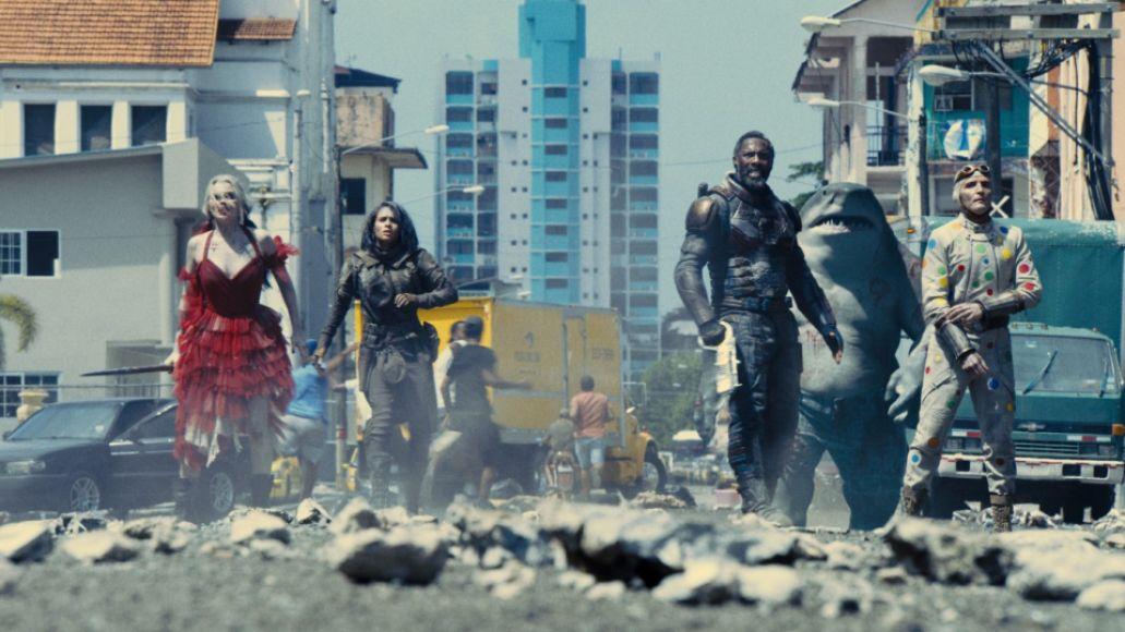 The Suicide Squad (Warner Bros.) James Gunn