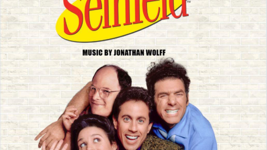 seinfeld soundtrack album release jonathan wolff