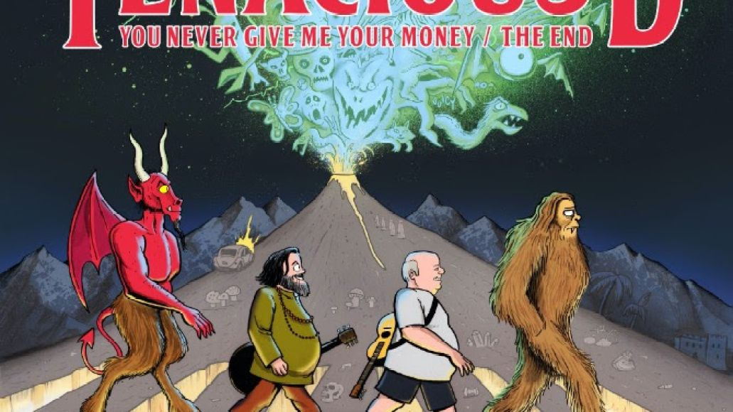 tenacious d the beatles cover medley you never give me your money the end stream
