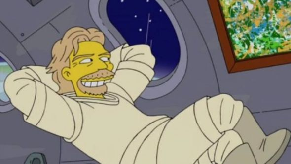 richard branson the simpsons space prediction came true