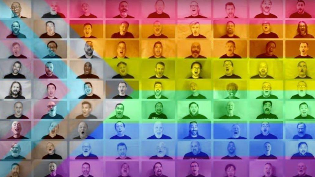 "We'll Convert Your Children"": Satirical Song by Gay Men's Chorus Awakens  Conservative Rage Machine"