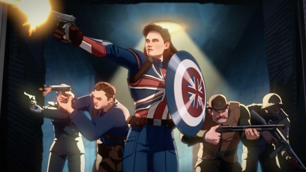 Marvel's What If...? (Marvel Studios)