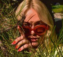 Ashe Lollapalooza 2021 portrait shervin lainez