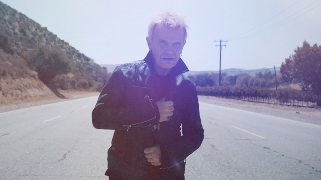 Billy Idol new EP new song