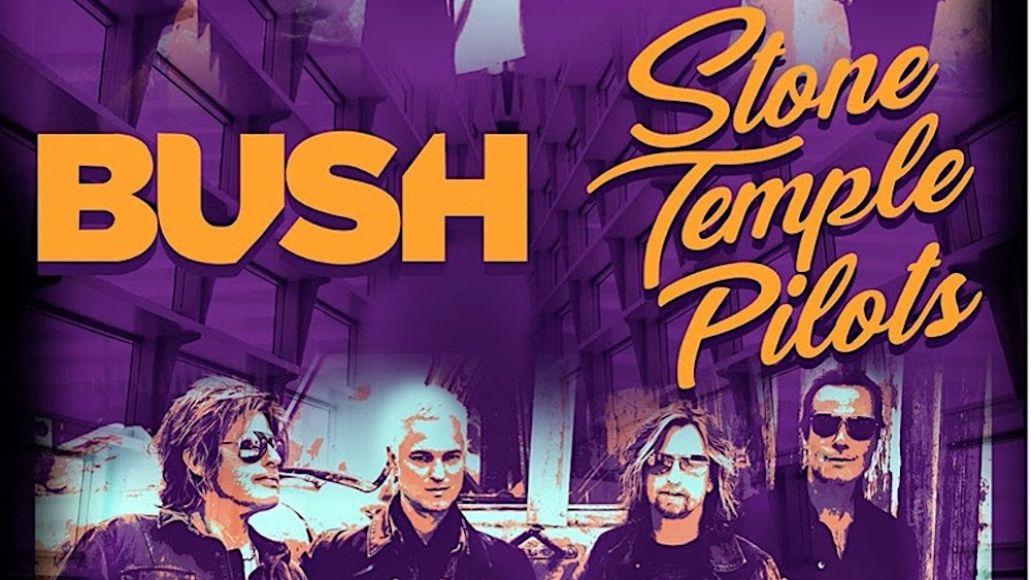 Bush STP Poster