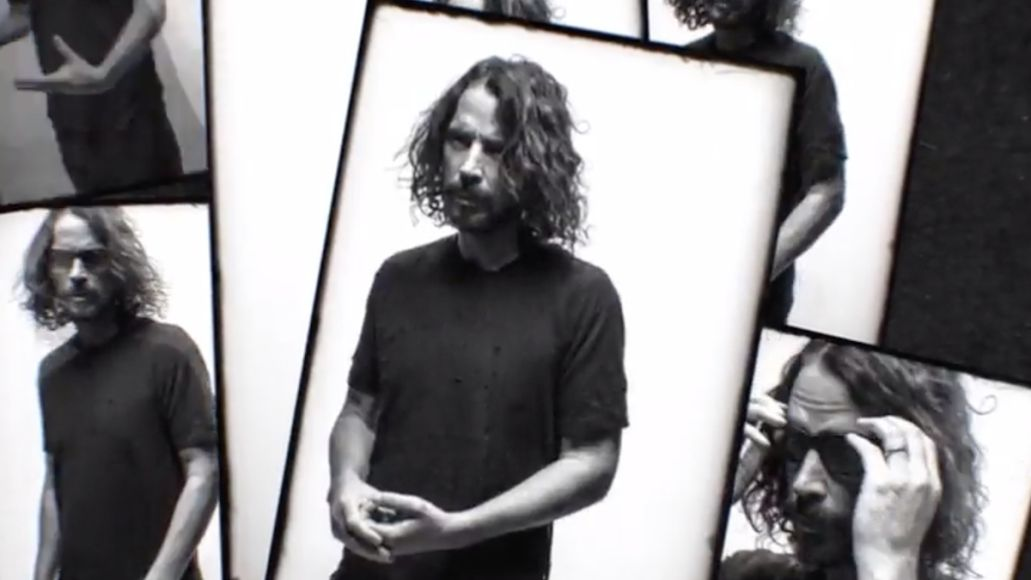 Chris Cornell's Final Portraits to Be Auctioned as NFTs the last session randall slavin photos