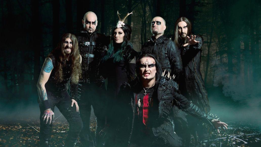 Cradle of Filth 2021 tour