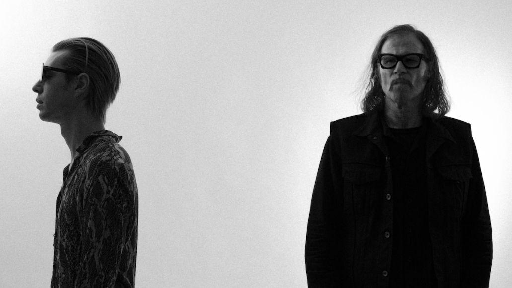 Joe Cardamone and Mark Lanegan new album