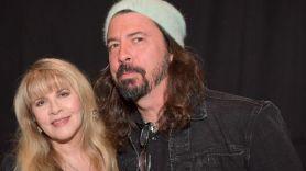 Dave Grohl Stevie Nicks