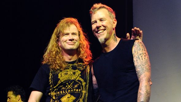Dave Mustaine Looks Back at Metallica