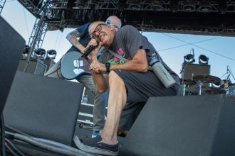 Descendents Pier 17 NYC 2 In Photos: Rise Against and Descendents Bring the Punk to New York City
