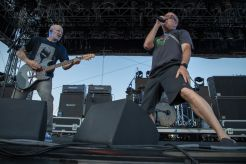 Descendents Pier 17 NYC 3 In Photos: Rise Against and Descendents Bring the Punk to New York City