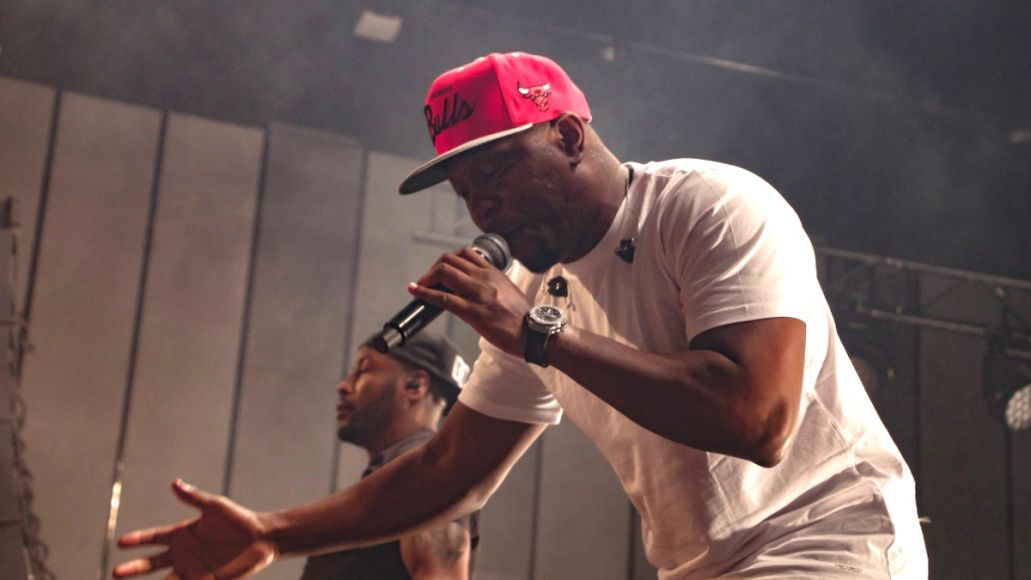 Dizzee Rascal assault domestic abuse woman report charged arrested court, photo by Lior Phillips