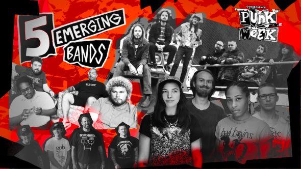 Emerging Punk Bands
