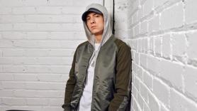 Eminem White Boy Rick BMF series 50 Cent tv show Starz scene cast
