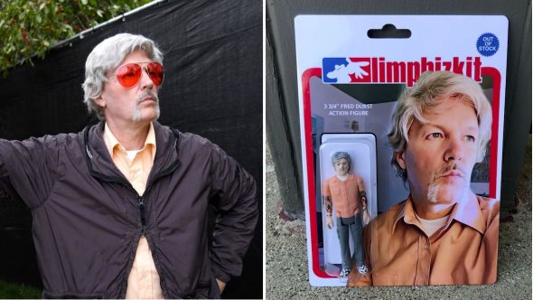 Fred Durst Action Figure