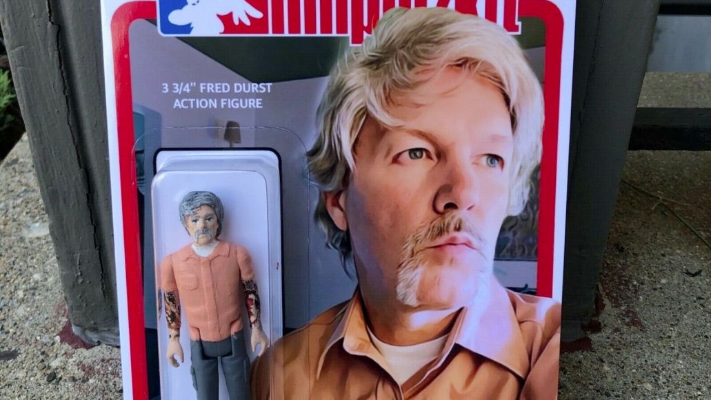 Fred Durst bootleg action figure