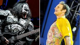 Gene Simmons apologizes to David Lee Roth