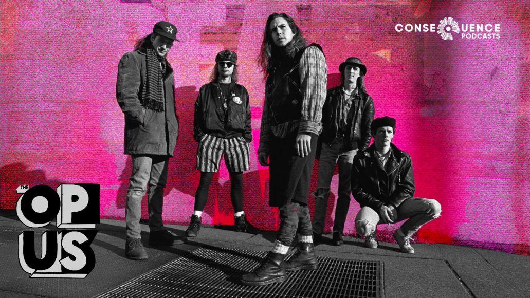 Pearl Jam Ten Opus Podcast debut album origins