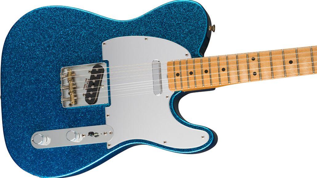 J tele1 Fenders J Mascis Telecaster Lets You Channel the Influential Dinosaur Jr. Guitarist: Review