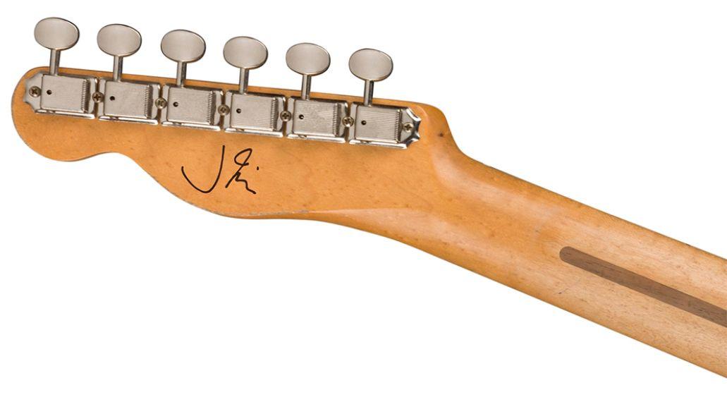 J tele2 Fenders J Mascis Telecaster Lets You Channel the Influential Dinosaur Jr. Guitarist: Review