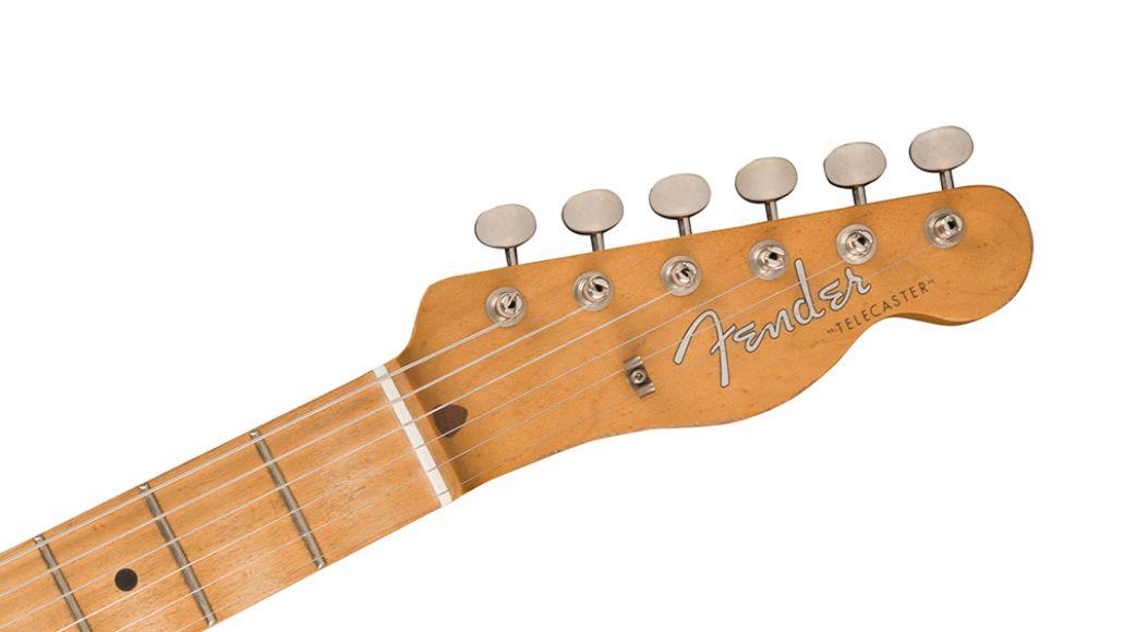 J tele3 Fenders J Mascis Telecaster Lets You Channel the Influential Dinosaur Jr. Guitarist: Review