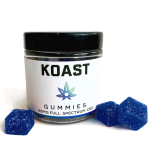 KOASTblue Cover 2 1000x Celebrate National CBD Day with 20% Off All Flower Lab Products at Consequence Shop