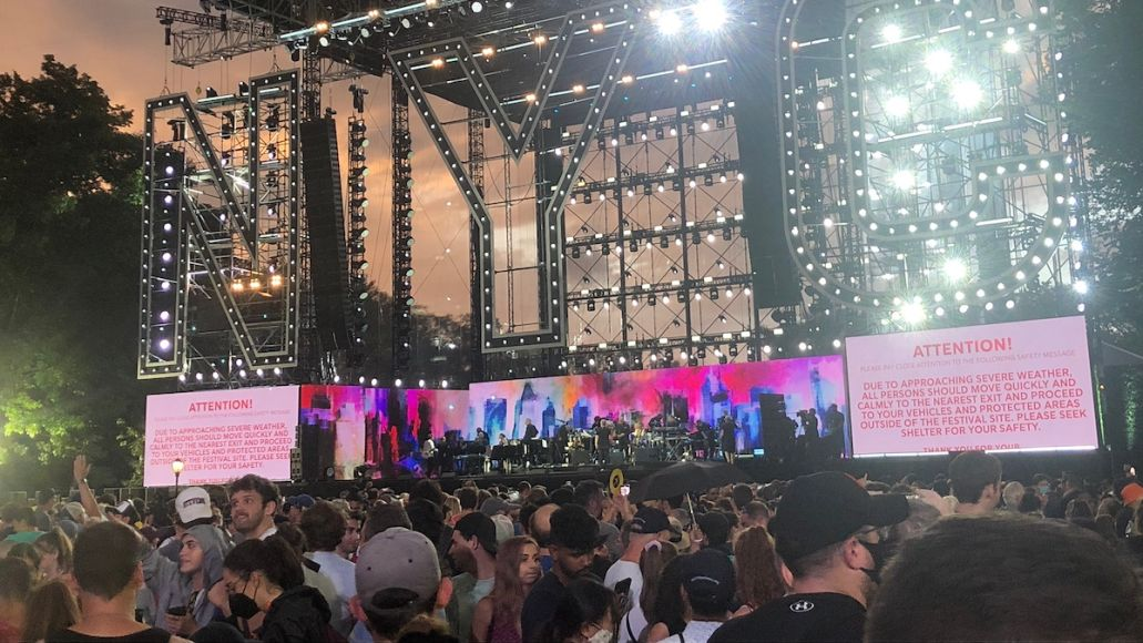 We Love NYC: The Homecoming Concert canceled