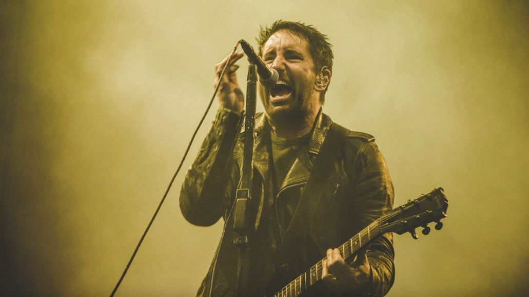 Nine Inch Nails cancel 2021 concerts tour dates festivals pixies cleveland riot fest louder than life welcome to rockville