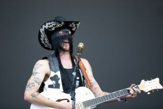 Orville Peck at Lollapalooza 2021