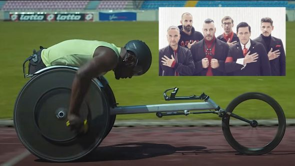 German Paralympics Rammstein Trailer