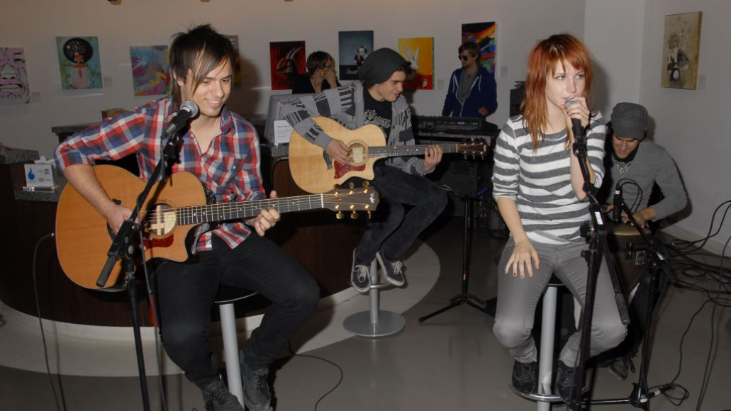 Paramore Embed The Re Heating of Fueled By Ramen: 25 Years Later, Artists Still Come First
