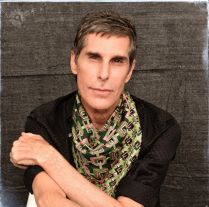 Perry Farrell Lollapalooza 2021 portrait shervin lainez