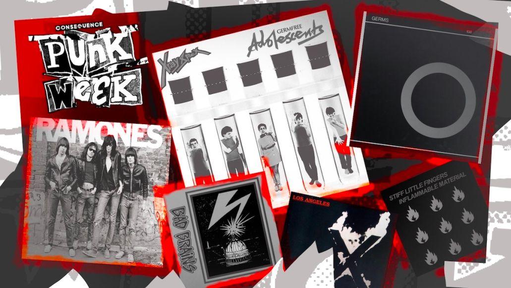 Punk Debuts