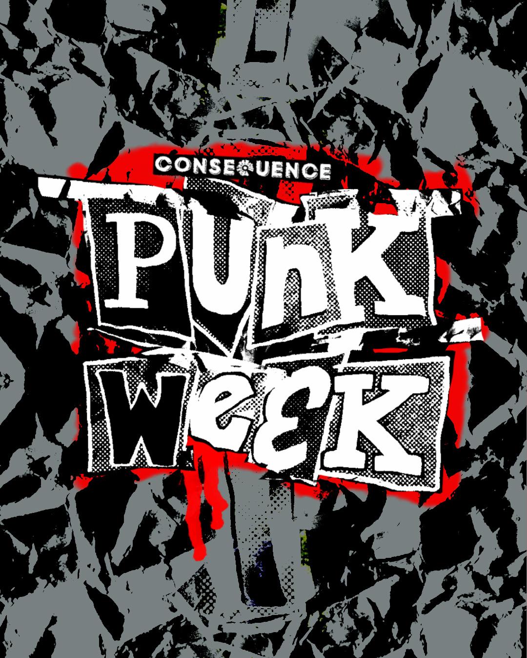 punk is dead long live punk week consequence critter crew t-shirt shirt tee