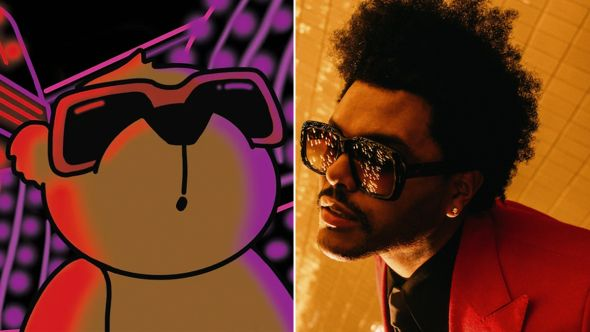 Rockabye Baby! Lullaby Renditions of The Weeknd blinding lights