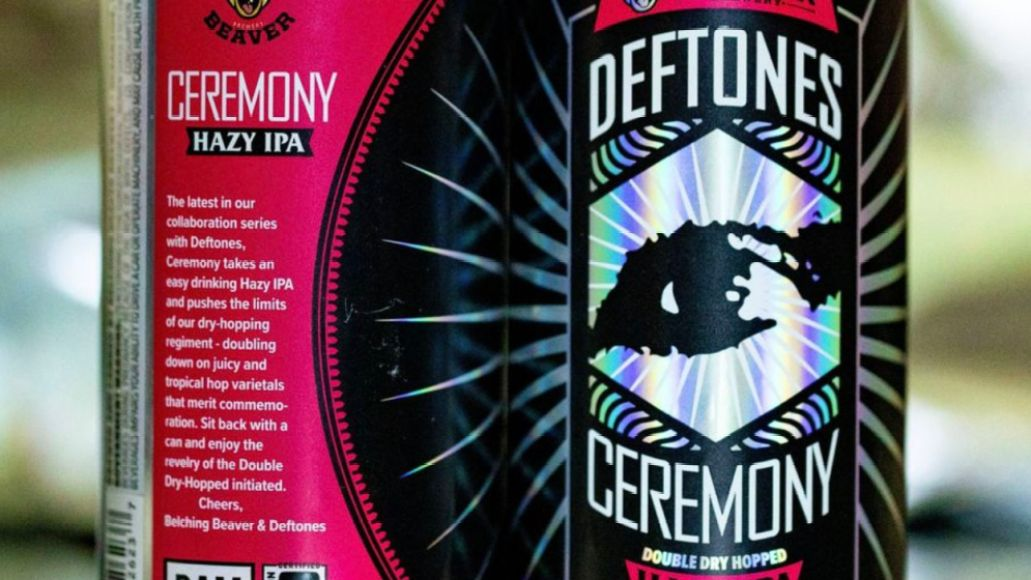 Screen Shot 2021 08 24 at 11.05.00 AM copy Deftones Add to Craft Beer Lineup with New Ceremony Double Dry Hopped Hazy IPA