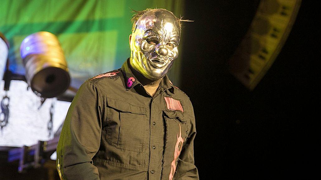 Slipknot's Clown wear masks forever