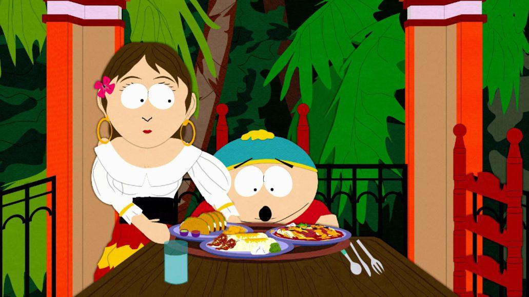 South Park Casa Bonita