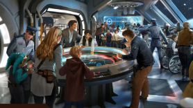 Star Wars Galactic Starcruiser 2022 LARP experience pricy cost expensive tickets Walt Disney World Resort Star Wars: Galactic Starcruiser, photo courtesy of Disney